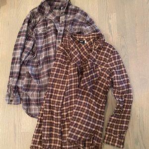 Urban flannels